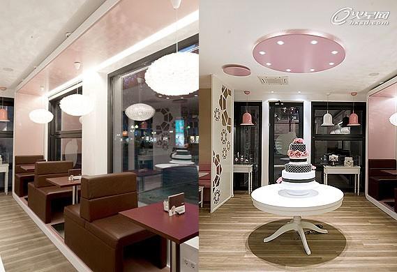 斯图加特创意蛋糕店设计