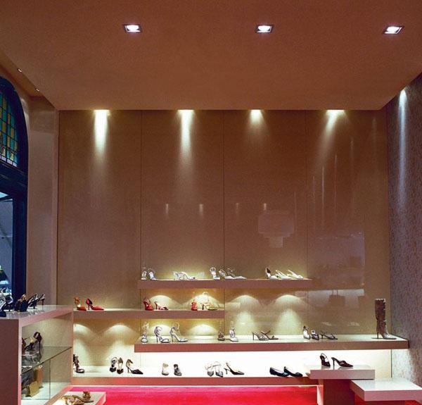 condotti鞋店设计