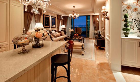 永不过时!简欧风格复式优雅大宅设计