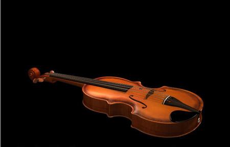 """工业设计:美丽的""""小提琴""""制作"""