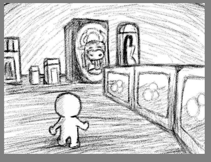 求二维动画场景设计教程