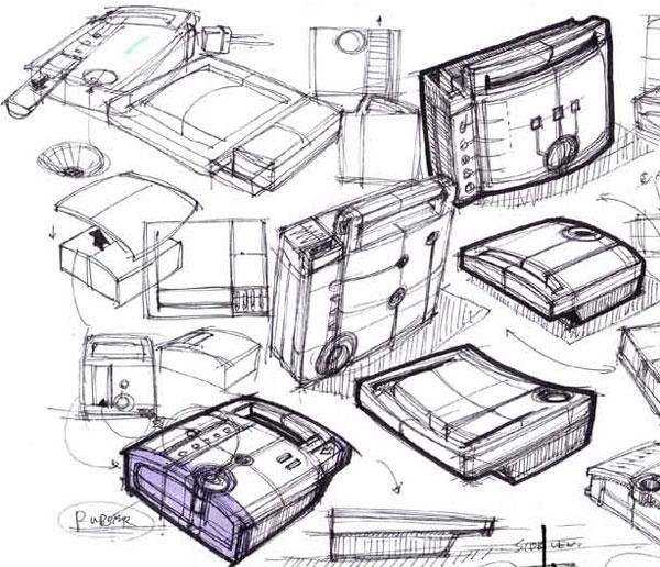 工业设计稿图片