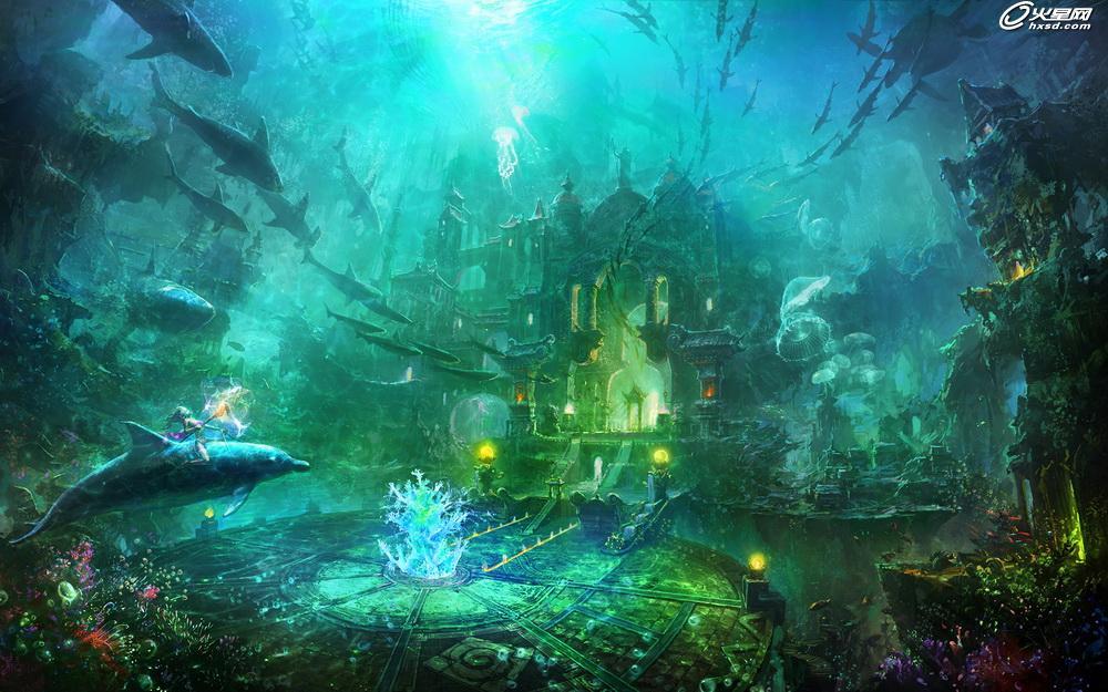 世界游戏场景美术设计大赛感悟