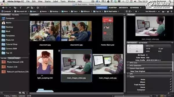 [转载】使用Photoshop的10个坏习惯 - 数字人 - 数字人的学习空间