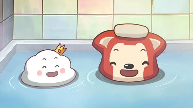 北京梦之城文化有限公司于2012年夏开始实施阿狸梦之岛系列动画制作